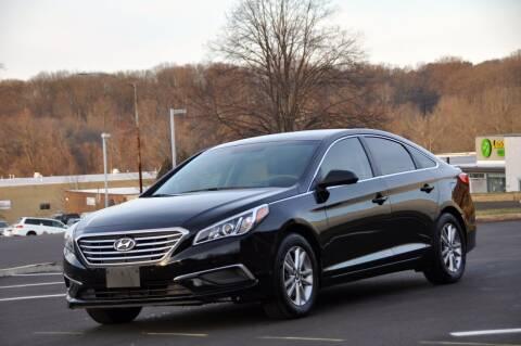 2017 Hyundai Sonata for sale at T CAR CARE INC in Philadelphia PA