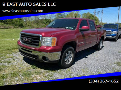 2007 GMC Sierra 1500 for sale at 9 EAST AUTO SALES LLC in Martinsburg WV