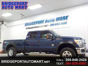 2011 Ford F-250 Super Duty for sale at Bridgeport Auto Mart in Bridgeport WV