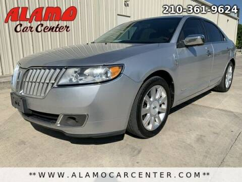 2012 Lincoln MKZ Hybrid for sale at Alamo Car Center in San Antonio TX