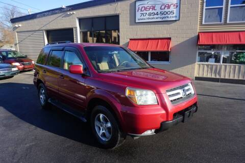 2006 Honda Pilot for sale at I-Deal Cars LLC in York PA
