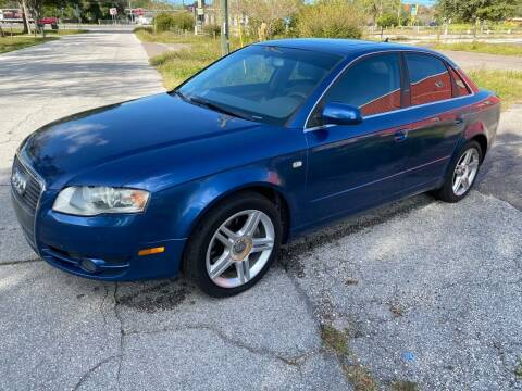 2007 Audi A4 for sale at Ultimate Autos of Tampa Bay LLC in Largo FL