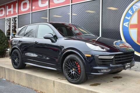 2017 Porsche Cayenne for sale at Alfa Romeo & Fiat of Strongsville in Strongsville OH