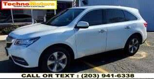2014 Acura MDX for sale at Techno Motors in Danbury CT