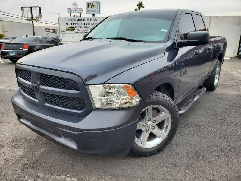 2014 RAM Ram Pickup 1500 for sale at Auto Center Of Las Vegas in Las Vegas NV