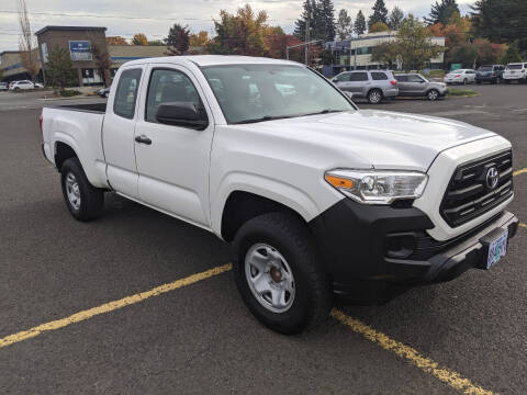 2016 Toyota Tacoma for sale at Teddy Bear Auto Sales Inc in Portland OR