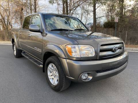 2005 Toyota Tundra for sale at PM Auto Group LLC in Chantilly VA