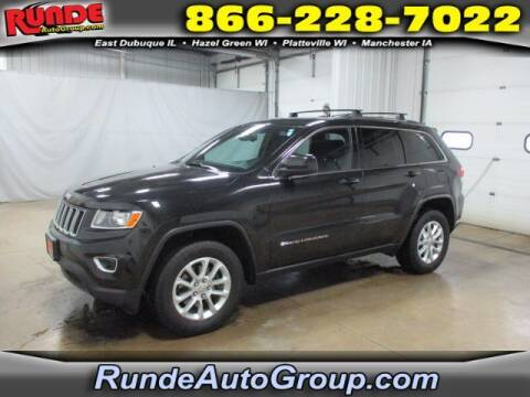 2015 Jeep Grand Cherokee for sale at Runde Chevrolet in East Dubuque IL