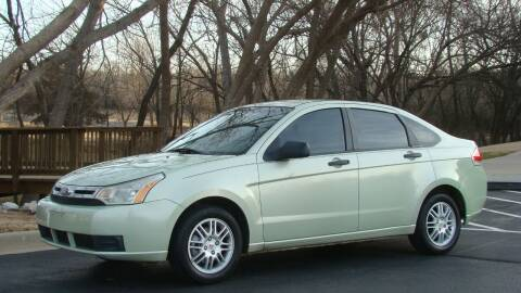 2011 Ford Focus for sale at Red Rock Auto LLC in Oklahoma City OK