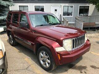 2008 Jeep Liberty for sale at WELLER BUDGET LOT in Grand Rapids MI