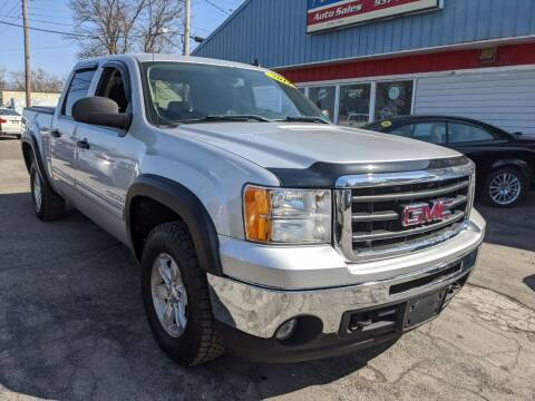2011 GMC Sierra 1500 for sale at Peter Kay Auto Sales in Alden NY