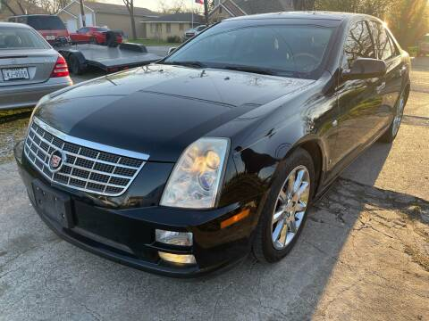 2007 Cadillac STS for sale at Texas Select Autos LLC in Mckinney TX