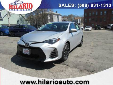 2019 Toyota Corolla for sale at Hilario's Auto Sales in Worcester MA