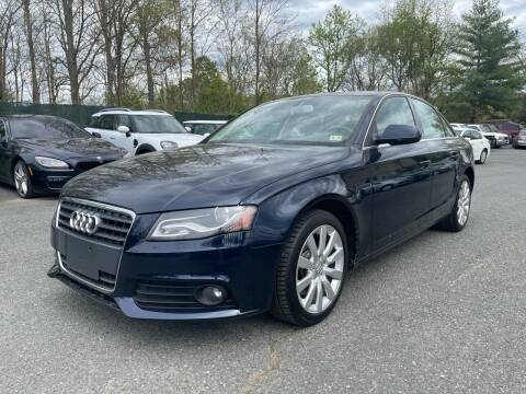 2010 Audi A4 for sale at Dream Auto Group in Dumfries VA