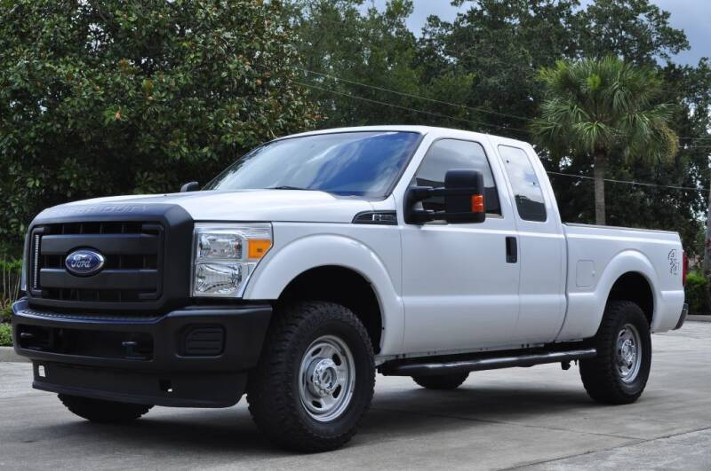 2016 Ford F-250 Super Duty for sale at Vision Motors, Inc. in Winter Garden FL