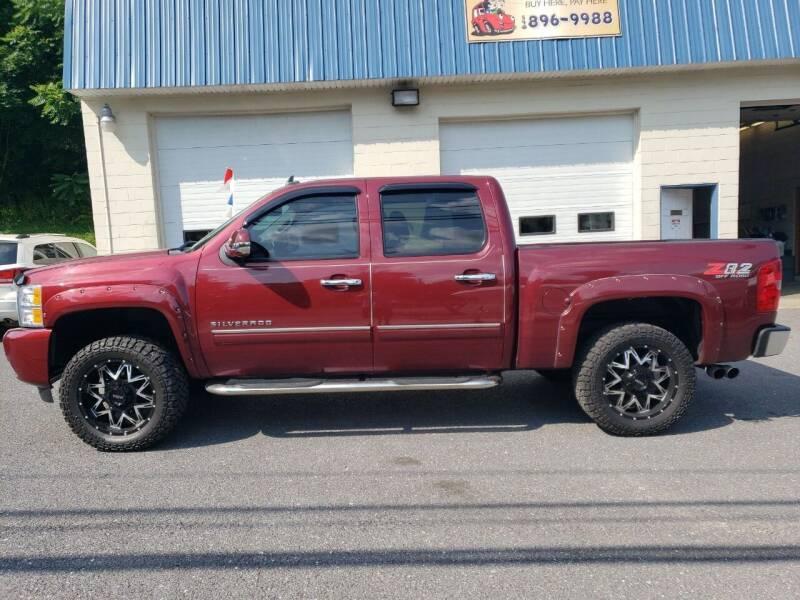2013 Chevrolet Silverado 1500 for sale at Trax Auto II in Broadway VA