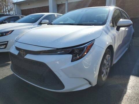2020 Toyota Corolla for sale at Impex Auto Sales in Greensboro NC