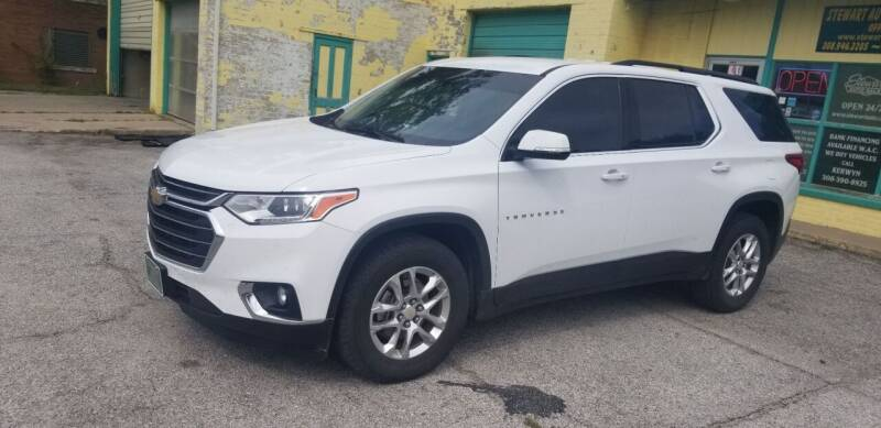 2020 Chevrolet Traverse for sale at Stewart Auto Sales Inc in Central City NE