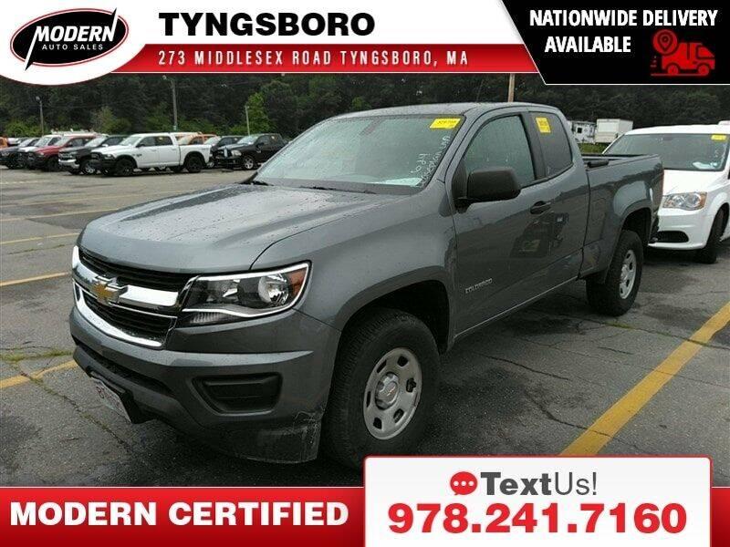 2019 Chevrolet Colorado for sale in Tyngsboro, MA