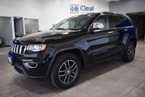 2017 Jeep Grand Cherokee for sale at iDeal Auto Imports in Eden Prairie MN