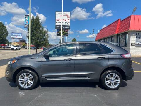 2016 Ford Edge for sale at Select Auto Group in Wyoming MI
