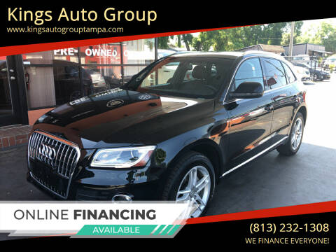 2014 Audi Q5 for sale at Kings Auto Group in Tampa FL
