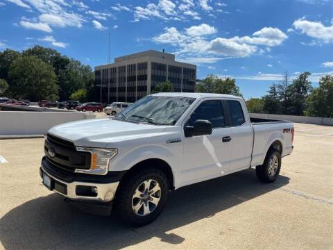 2018 Ford F-150 for sale at Crown Auto Group in Falls Church VA