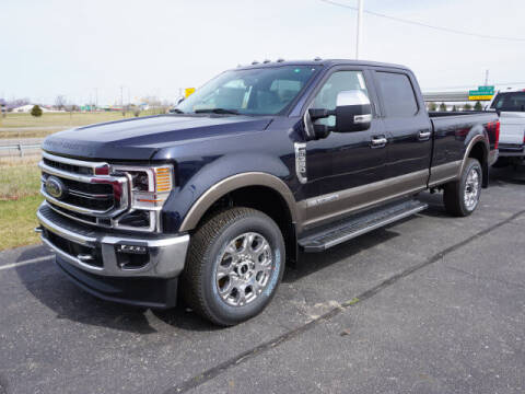 2021 Ford F-350 Super Duty for sale at FOWLERVILLE FORD in Fowlerville MI