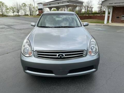 2005 Infiniti G35 for sale at Affordable Dream Cars in Lake City GA