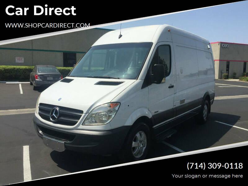 2013 Mercedes-Benz Sprinter Cargo for sale at Car Direct in Orange CA
