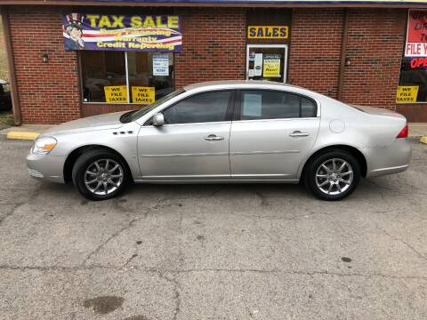 2007 Buick Lucerne for sale at Atlas Cars Inc. in Radcliff KY