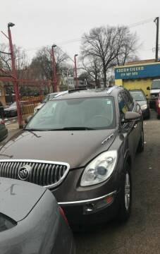 2008 Buick Enclave for sale at HW Used Car Sales LTD in Chicago IL