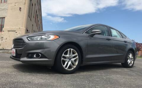 2013 Ford Fusion for sale at Budget Auto Sales Inc. in Sheboygan WI