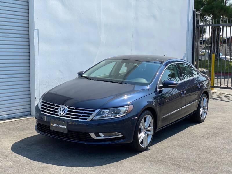 2013 Volkswagen CC for sale at Corsa Exotics Inc in Montebello CA