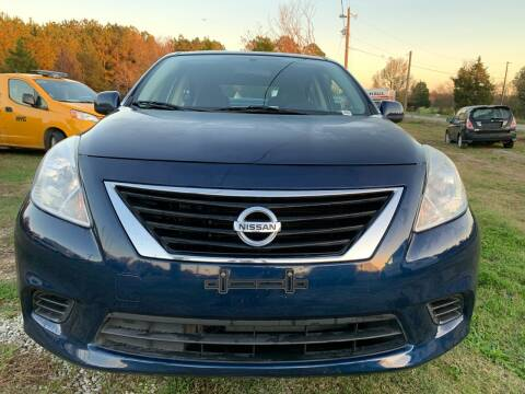 2014 Nissan Versa for sale at Samet Performance in Louisburg NC