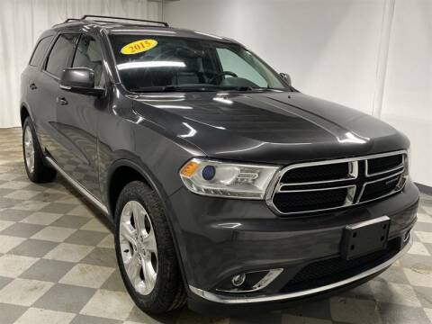 2015 Dodge Durango for sale at Mr. Car City in Brentwood MD