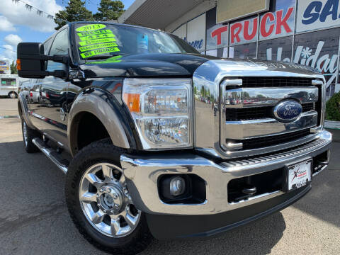 2013 Ford F-250 Super Duty for sale at Xtreme Truck Sales in Woodburn OR