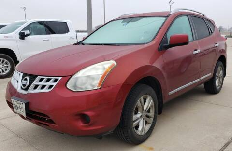 2013 Nissan Rogue for sale at Lipscomb Auto Center in Bowie TX