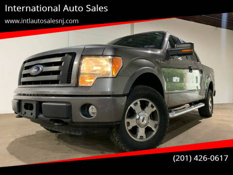2010 Ford F-150 for sale at International Auto Sales in Hasbrouck Heights NJ