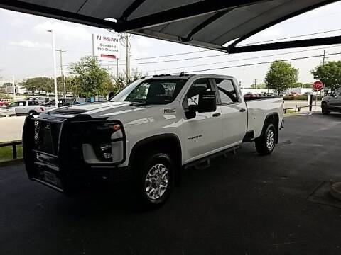 2020 Chevrolet Silverado 2500HD for sale at Jerry's Buick GMC in Weatherford TX