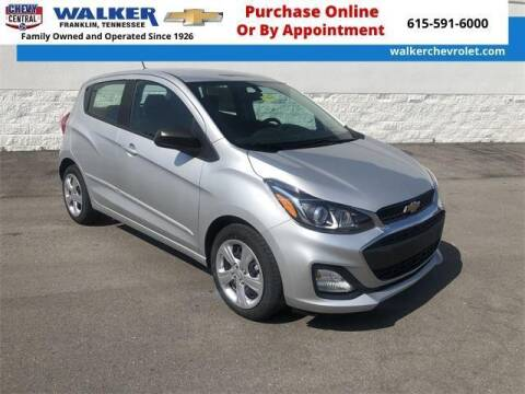 2020 Chevrolet Spark for sale at WALKER CHEVROLET in Franklin TN