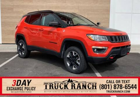 2018 Jeep Compass for sale at Truck Ranch in American Fork UT
