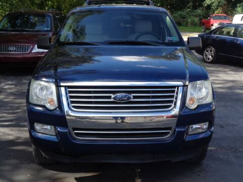 2008 Ford Explorer for sale at MAIN STREET MOTORS in Norristown PA