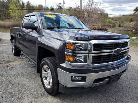 2014 Chevrolet Silverado 1500 for sale at Oxford Auto Sales in North Oxford MA