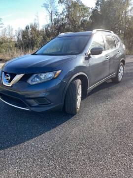 2016 Nissan Rogue for sale at JOE BULLARD USED CARS in Mobile AL