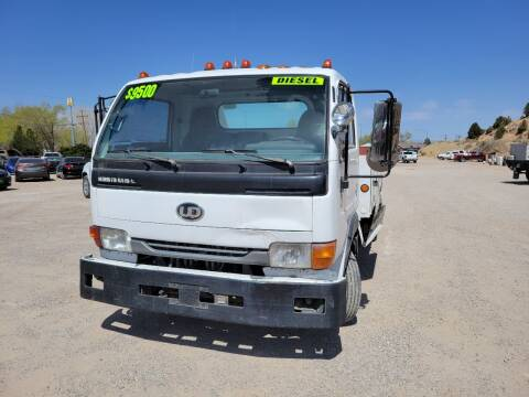 2004 UD Trucks UD1800CS for sale at Canyon View Auto Sales in Cedar City UT