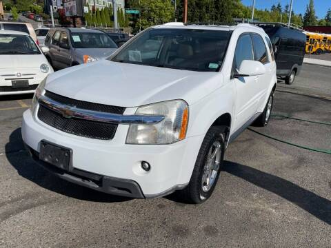 2007 Chevrolet Equinox for sale at SNS AUTO SALES in Seattle WA
