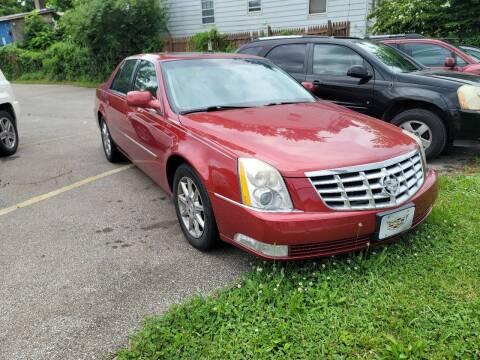 2011 Cadillac DTS for sale at Cincinnati Auto Haus in Cincinnati OH