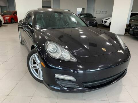 2011 Porsche Panamera for sale at Auto Mall of Springfield in Springfield IL
