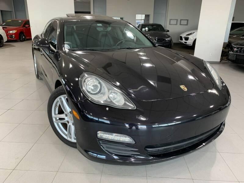 2011 Porsche Panamera for sale at Auto Mall of Springfield in Springfield IL